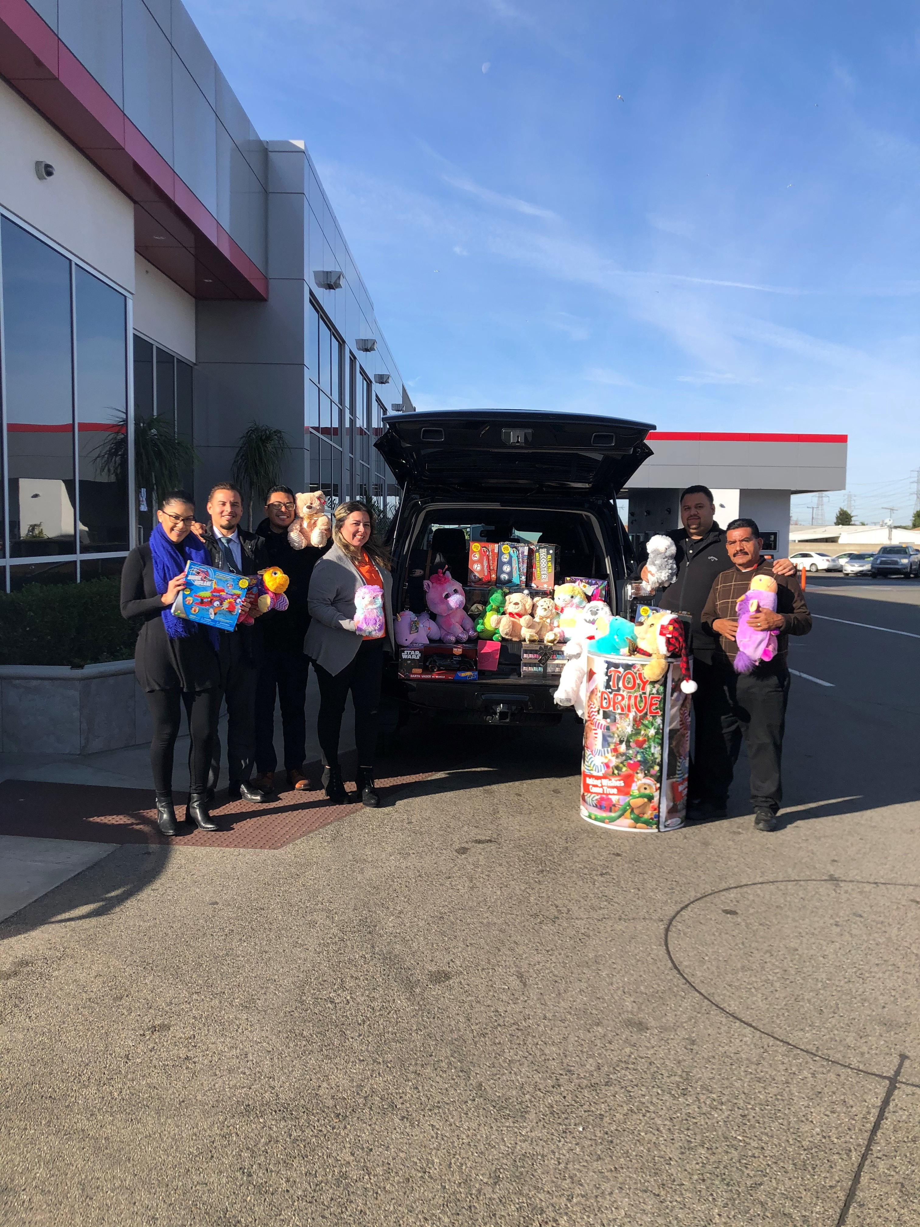 Too Toy drive